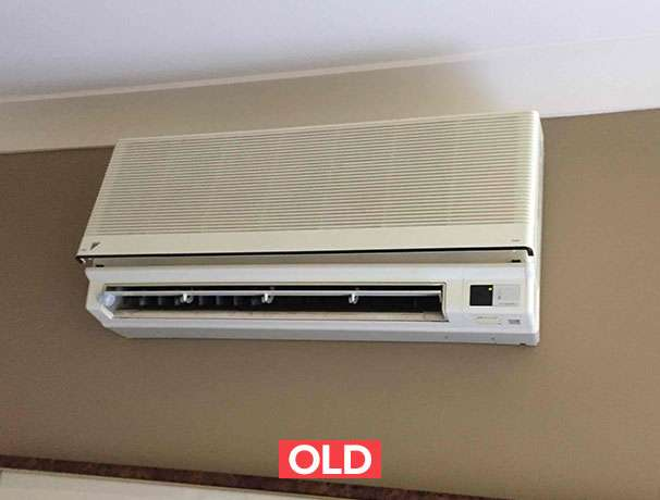 Air Conditioning Replacement - OLD